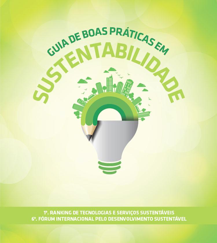 Ebook – 1º Guia de Boas Práticas em Sustentabilidade