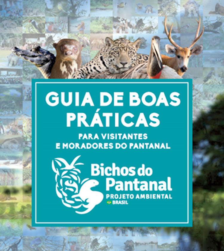 EBook-Guide of good practice of the Wildlife in the Pantanal
